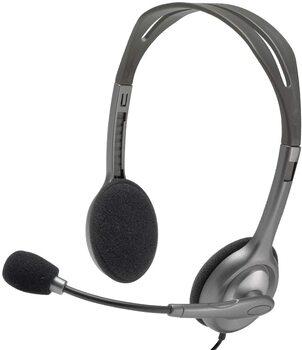 オンライン英会話ヘッドフォン「Logicool H111」