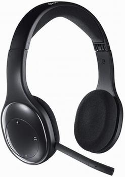 オンライン英会話ヘッドフォン「Logicool Wireless Headset H800R」